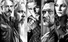 'Sons of Anarchy' cast to appear on 'Conan' - On Nov. 11 at 11 p.m., Conan O'Brien's TBS talk show will welcome the gang from FX's outlaw biker drama. Freshly healed overlord Kurt Sutter will be joined on the Conan couch by Charlie Hunnam, Tommy Flanagan, Jimmy Smits, Drea de Matteo, Mark Boone Junior, and a few other actors to be named later.