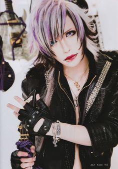 MiA (Mejibray, Cure magazine vol Laughing Jack, Gyaru, Post Punk, Yukata, Visual Kei, Mode Inspiration, Gothic Lolita, Japan, Long Hair Styles
