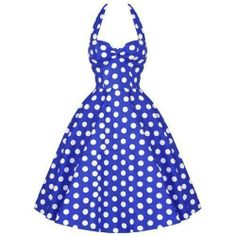 HELL BUNNY MERIAM BLUE POLKA DOT RETRO 50S ROCKABILLY PIN UP SWING PROM DRESS Hell Bunny, http://www.amazon.co.uk/dp/B009O97330/ref=cm_sw_r_pi_dp_S-Aqtb0JNBWWV