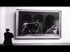Bande a part - the Louvre scene