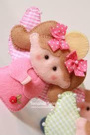 artesanato em tecido para bebe - Pesquisa Google