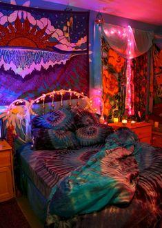 Hippie Bedding and Room Decor . 24 Best Of Hippie Bedding and Room Decor . Hippie Bedroom Decor, Hippy Bedroom, Hippie Bedding, Bohemian Bedroom Decor, Bohemian Style Bedrooms, Hippie Home Decor, Boho Room, Trendy Bedroom, Hippie Dorm
