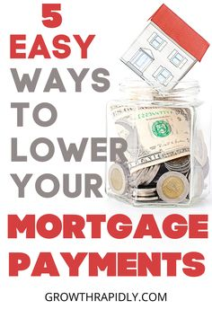 Mortgage Quotes, Mortgage Tips, Mortgage Payment, Financial Stress, Financial Tips, Financial Planning, Best Money Saving Tips, Money Tips, Saving Money
