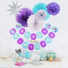 10x 6/'/' Seidenpapier Pompoms Pom Poms Flower Balls Fluffy Hochzeit Party Decor