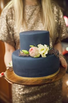 The new classic: http://www.stylemepretty.com/living/2015/04/02/inspired-by-reese-witherspoons-birthday-cake/