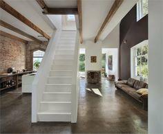 railway-house-santpoort #stairs #steps