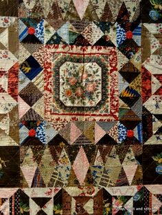 Scrap,quilt and stitch: Pour l'amour du fil (2), Jane Lury