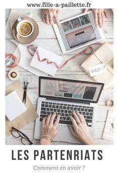 Les partenariats blog #blogging