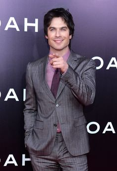 """Ian Somerhalder Reveals """"I Love Her Dearly"""" — Who's He Talking About (Don't know but it is most people in his case)"""