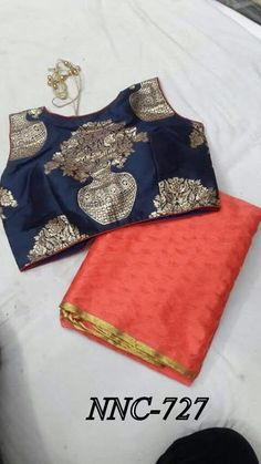 Patola sarees with designer blouse