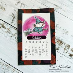Desktop Calendars – September & October | Swimming In Stamps Print Calendar, Calendar Pages, 2021 Calendar, Small Alphabets, September Calendar, Alphabet Stamps, Decorated Envelopes, Desktop Calendars, Wink Of Stella