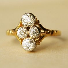 My dream ring via Etsy $945.00