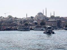 Istanbul, Turkey.   2017 Travel Highlights!
