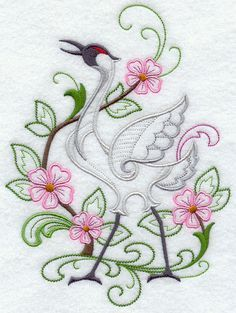 Machine Embroidery Designs at Embroidery Library! - Color Change - G2181