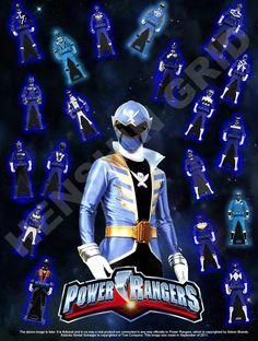 Blue Ranger Keys by LavenderRanger on DeviantArt
