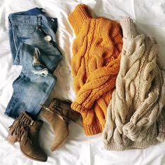 kniteed ckunky sweater by SAULIDI