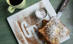 Famous breakfast dish at George's Place in Cape May, N.J. (From: Photos: Coolest Small Towns 2012)
