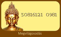 Gyógyító számok-Grabovoj - ezoterika22.hu Mantra, Mystic, Buddha, Statue, Movie Posters, Tv, Film Poster, Television Set, Billboard