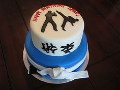 1000 Images About Karate On Pinterest Karate Cake