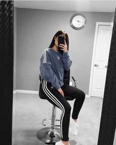 All adidas outfit Mode Outfits, Swag Outfits, Sport Outfits, Fall Outfits, Summer Outfits, Casual Outfits, Look Fashion, Teen Fashion, Korean Fashion
