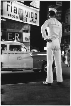 New York City, 1950