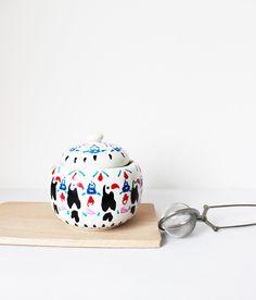 CUKIERNICA TUKAN - littlebylittle48 - Serwisy porcelanowe