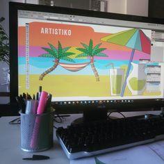 ...thinking about holidays   #holiday #comingsoon #webagency #web #graphicdesign #graphicdesign  #design #webmarketing #graphics #illustrator #vector #beach #summer #drink #mojito #webdeveloper #webdevelopment #studio #artistiko #august #picoftheday #instamoments #instamood #dreaming #pesaro