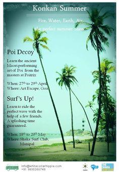 Konkan Summer @ Art Escape Goa