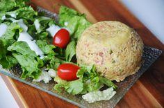 Un bowlcake salé : Jambon-Emmental – Liv and Cook