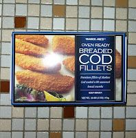 What's Good at Trader Joe's?: Trader Joe's Oven Ready Breaded Cod Fillets