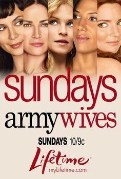 """Congrats to a former camper of ours who just booked a guest staring role on the Lifetime show """"ARMY WIVES""""! Go Britni!"""