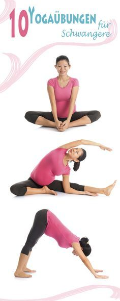 Yoga in der Schwangerschaft gibt Kraft, hilft bei Beschwerden und bereitet Sie auf die Geburt vor. So geht ihr's an.