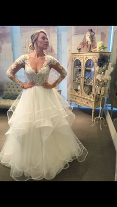 Any Hayley Paige Elysia brides out there? - Weddingbee | Page 2