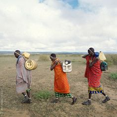 Learn about the ways climate change is deeply altering how we live, where we live and the foods we eat -- ultimately threatening some of our most basic human rights. Beautiful People, Beautiful Pictures, Human Rights Issues, Tribal People, Photography Awards, Ted Talks, Kenya, Climate Change, Portrait