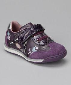Beeko Purple Yvonne Sneaker by Beeko on #zulily today!