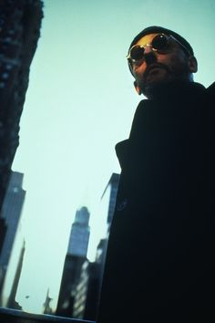 "Leon - ""The Professional."" Violent and marvelous. A lovely story about a good and gentle hit man."