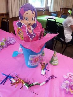 Bubble Guppies Birthday Party Ideas | Photo 13 of 60 | Catch My Party