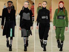 Marc by Marc Jacobs Fall/Winter 2014-2015 Collection – New York Fashion Week  #NYFW #MBFW #NewYorkFashionWeek #fashion