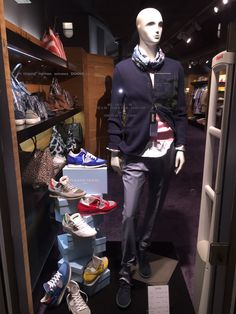Brixen - Italy new shopwindow with Philippe Model, Lerew Made in Italy, Stefano Calmonte - available at maximilian.it