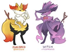 Pokemon-variations — identitypollution: I'm always late to hop on the...