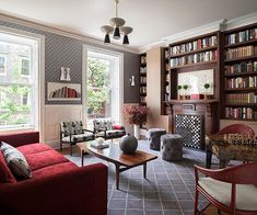 Brooklyn Heights Town Home by Willey Design