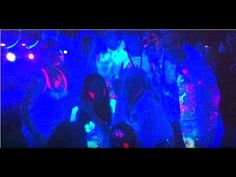 RAVE LED Gloves for Parties Biking & Night exercise #1 BEST By WIZ Unlimited Products - YouTube