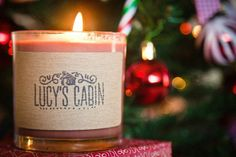 Bacon Soy Candle  10 oz. by LucysCabin on Etsy, $10.00