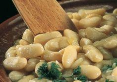 Haricots tarbais cuisinés à la graisse d'oie - Recettes - Cuisine française