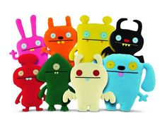 Ugly Dolls by David Horvath and Sun-Min Kim
