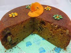 La Juani de Ana Sevilla: Bizcocho de zanahoria (Carrot cake) Olla GM