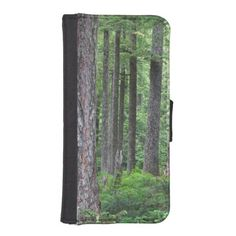 Deep Forest Phone Wallet Cases  SOLD on Zazzle! #trees #iphonecases #Apple