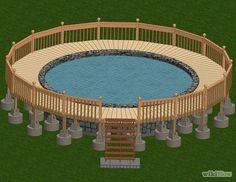 Build a Deck Around an Above Ground Pool Step 24.jpg