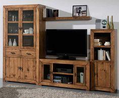 The Best DIY Wood and Pallet Ideas: Muebles de madera para el interior Tv Furniture, Furniture Design, Furniture Online, Casa Hipster, Muebles Living, Tv Unit Design, Living Room Decor, Family Room, Sweet Home