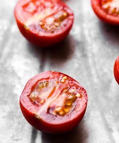 How To Make Sun-Dried Tomatoes. fromentfree.com @fromentfree